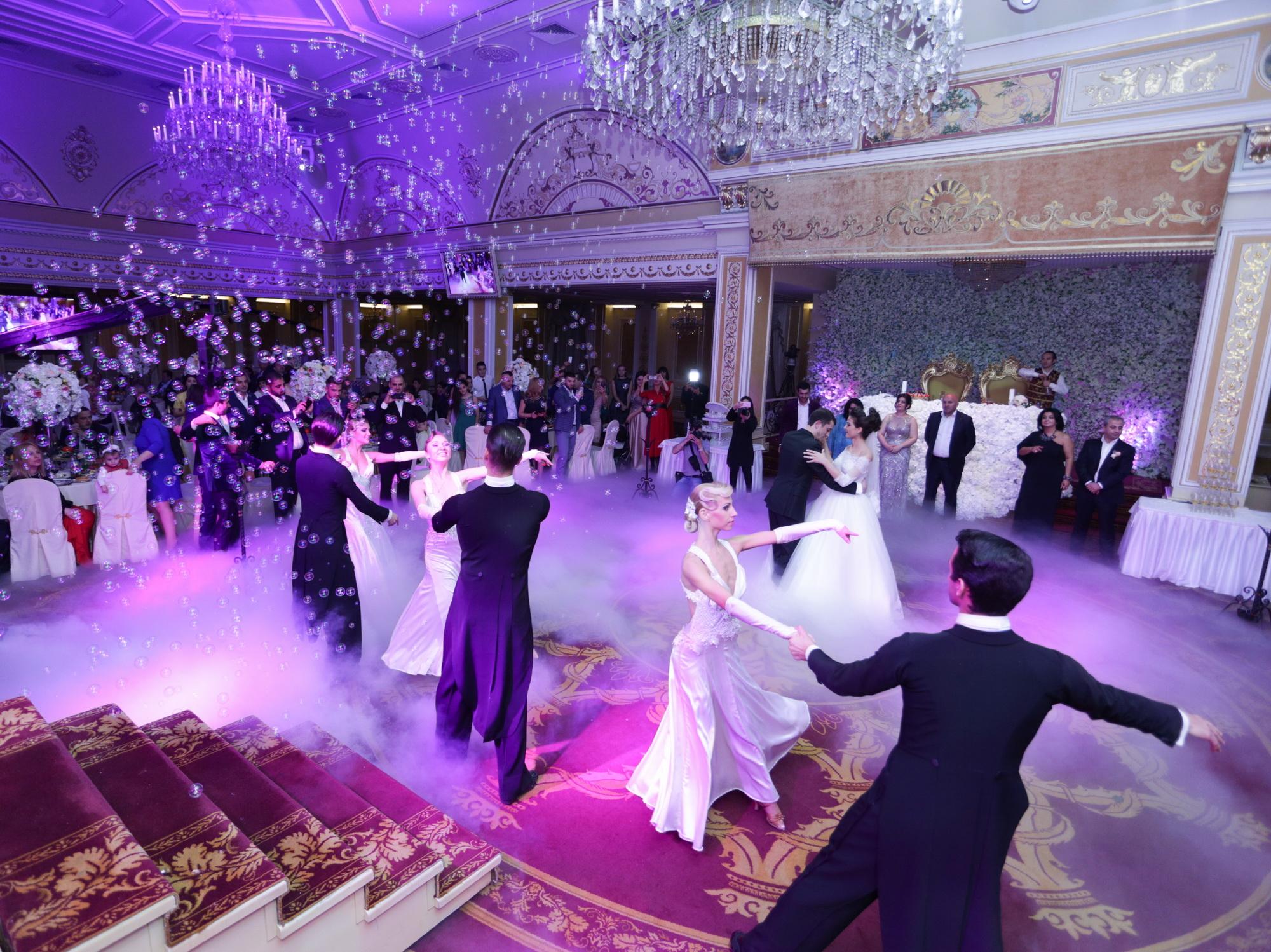 О плюсах свадебного танца